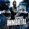 Immortal 2Pac - cover art