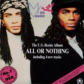 Testi All Or Nothing US Remix Album