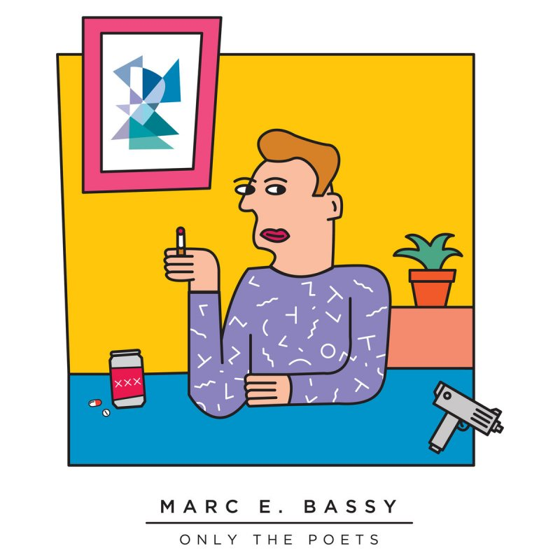 Marc E. Bassy feat. Kehlani - Lock It Up lyrics | Musixmatch