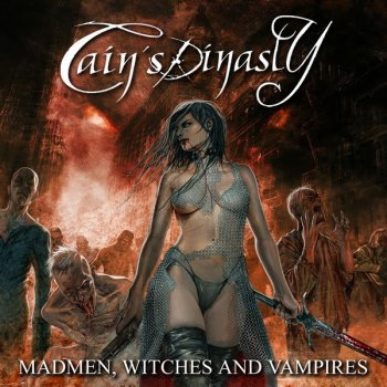 Testi Madmen, Witches and Vampires