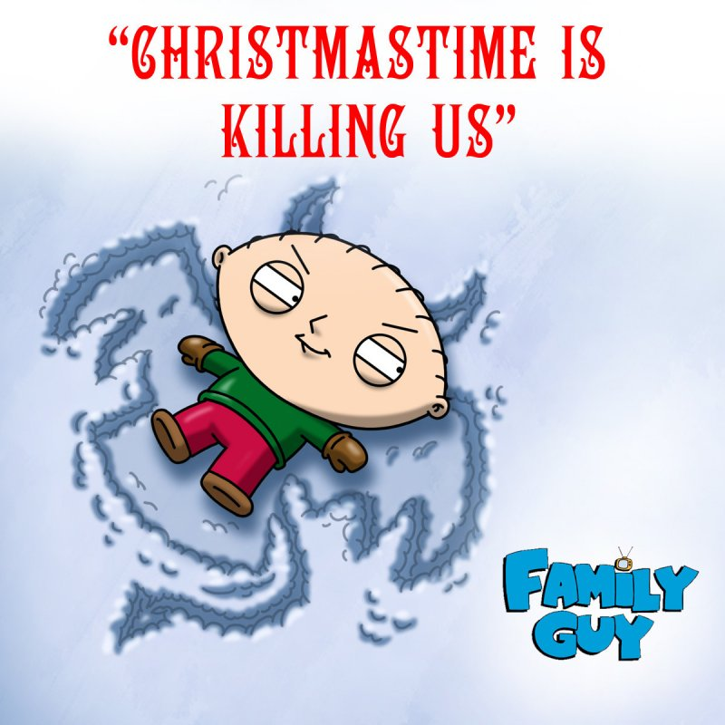 Family Guy Christmastime Is Killing Us From Quot Family Guy