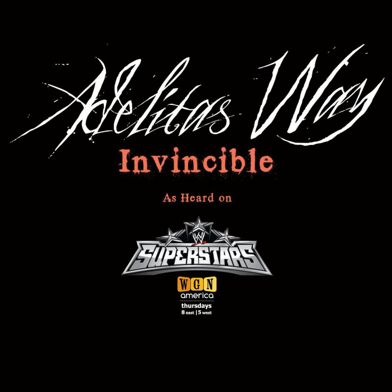 Lyric adelitas way good enough lyrics : Adelitas Way - Invincible (WWE Superstars Theme Song) Lyrics ...