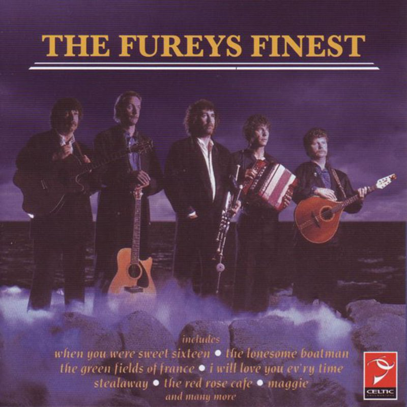 The Fureys - The Green Fields Of France (Chords)