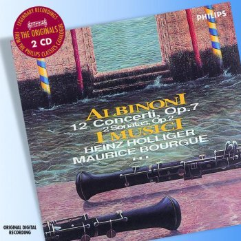 Testi 12 Concerti, Op. 7 (I Musici)
