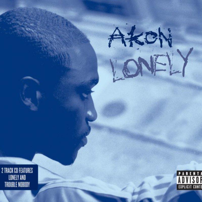 la chanson de akon lonely
