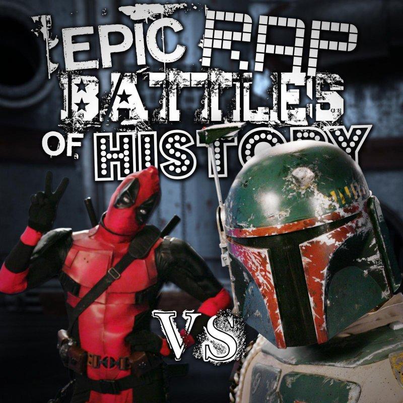 Letra De Deadpool Vs Boba Fett De Epic Rap Battles Of History