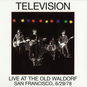 Testi Live At The Old Waldorf