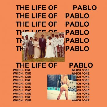 Testi The Life of Pablo