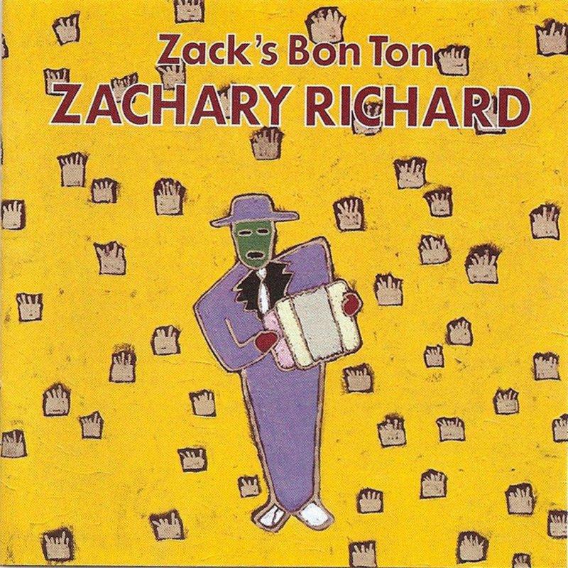 Zachary Richard - Love My Zydeco Lyrics | Musixmatch