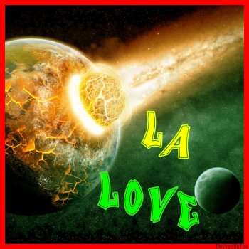Testi L.A. Love (La La) [Tribute to Fergie]