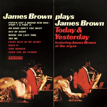 Testi James Brown Plays James Brown Today & Yesterday