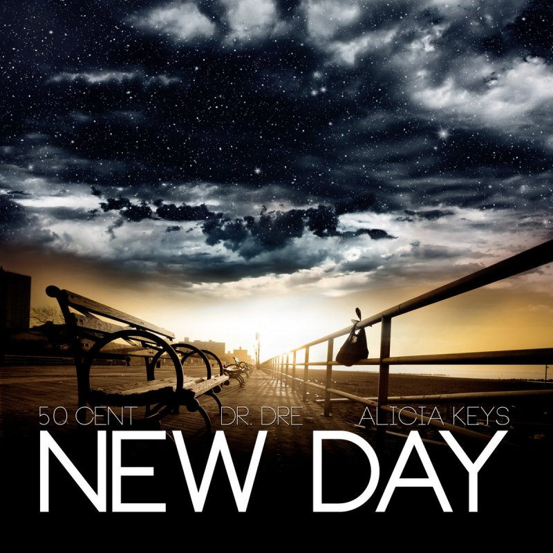 50 Cent feat  Dr  Dre & Alicia Keys - Letra de New Day