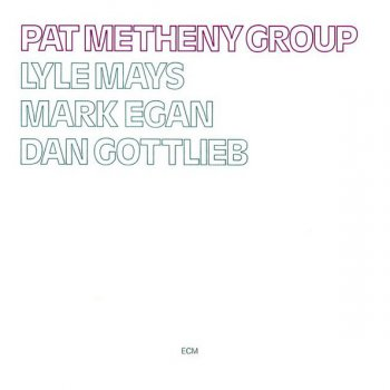 Testi Pat Metheny Group