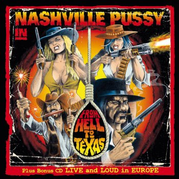 Testi From Hell to Texas - Live and Loud in Europe