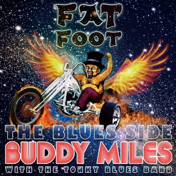 Fat Foot - The Blues Side - cover art