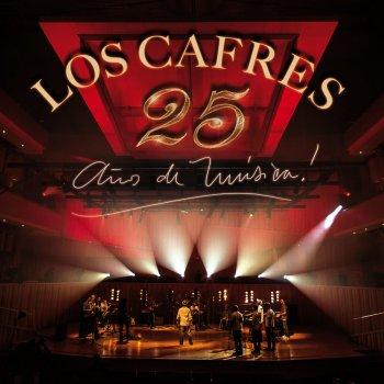Testi Los Cafres- 25 Años de Música