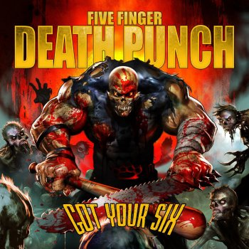 Jekyll and Hyde by Five Finger Death Punch - cover art