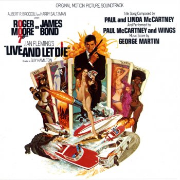 Testi 007: Live and Let Die (Original Motion Picture Soundtrack)