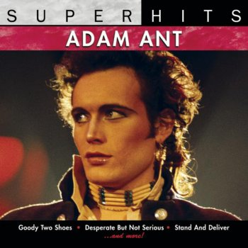 Testi Adam Ant:Super Hits