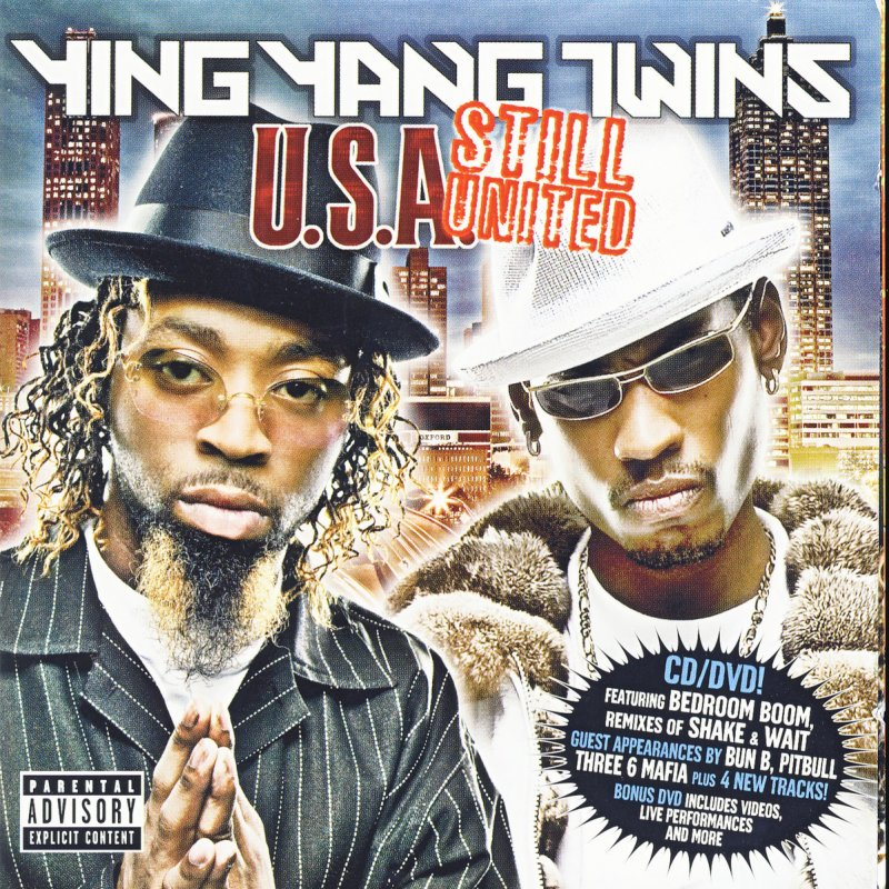 Ying Yang Twins - Bedroom Boom Lyrics