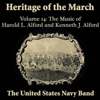 Testi Heritage of the March, Volume 14 the Music of H. Alford & K. Alford