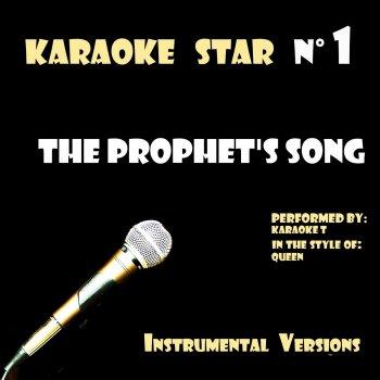 Testi The Prophet's Song (in the style of Queen) [Karaoke Versions]