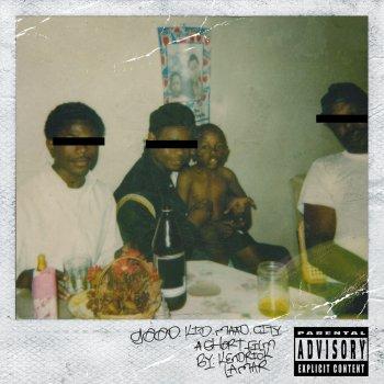 m.A.A.d city by Kendrick Lamar feat. MC Eiht - cover art