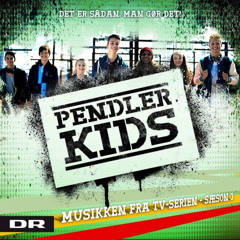 Pendlerkids feat. Hannibal Harbo Rasmussen, Anthon Edwards Knudtzon, Lisa Dankyi-Appah Thomsen ...