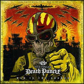 Bad Company by Five Finger Death Punch - cover art