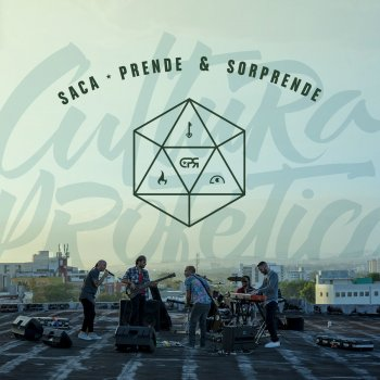 Saca Prende y Sorprende - Single - cover art