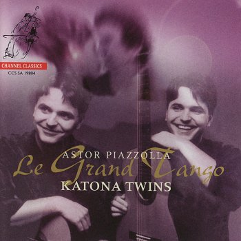 Testi Astor Piazzolla Le Grand Tango