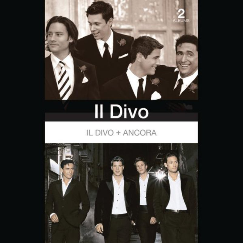 Il divo a mi manera my way spanish version lyrics - Il divo ti amero ...