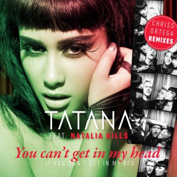 Testi You Can't Get in My Head (If You Don't Get in My Bed) [Chriss Ortega Remixes]