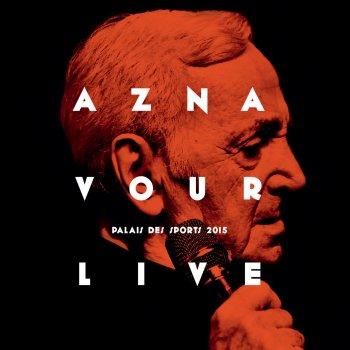 Testi Aznavour Live - Palais des Sports 2015