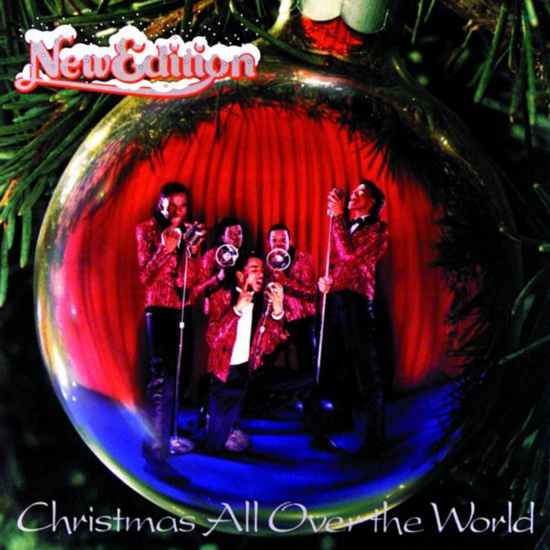 45cat new edition it's christmas (all over the world) / all i.