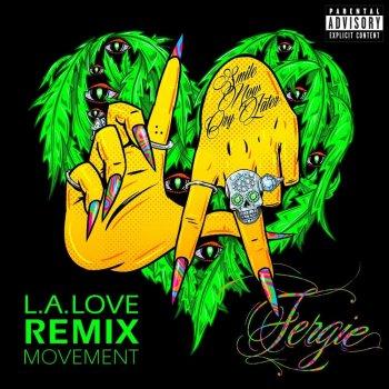 Testi L.A. Love (La La) (Remix Movement)