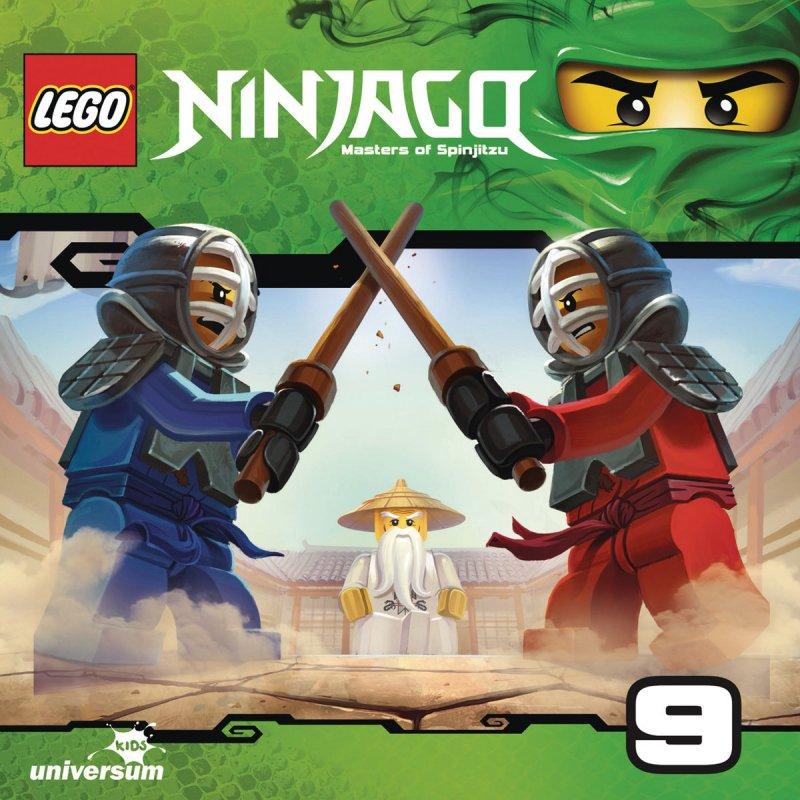 Letra de The Fold - The Weekend Whip (LEGO Ninjago Theme