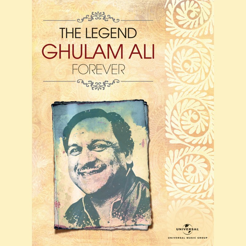 Ghulam Ali - Dil Mein Ek Lehar Si Uthi Hai lyrics | Musixmatch