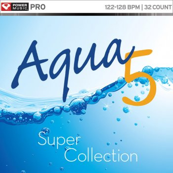 Aqua Super Collection 5 (32 Count Professional Instructor