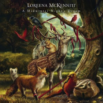 The Holly & the Ivy by Loreena McKennitt - cover art