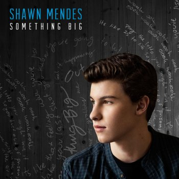 Something Big by Shawn Mendes - cover art