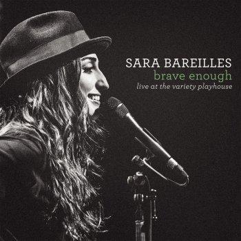 Brave (Live) by Sara Bareilles - cover art