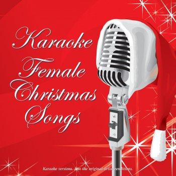 tracking list e i testi dellalbum karaoke female christmas
