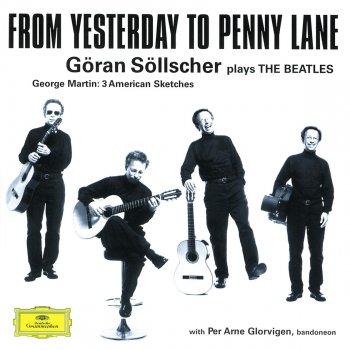 Testi Göran Söllscher Plays the Beatles from Yesterday to Penny Lane