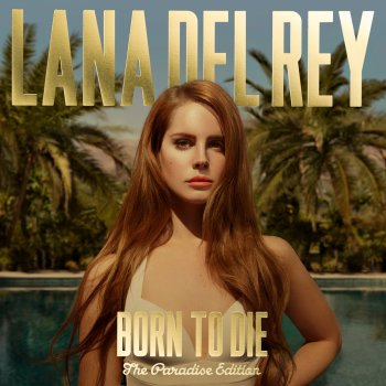 Summertime Sadness lyrics – album cover