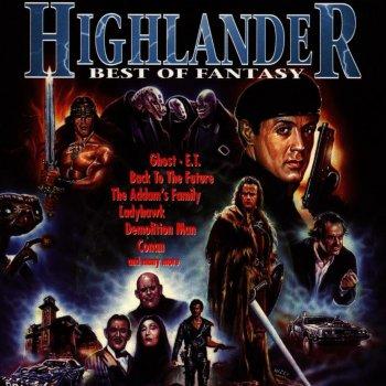 highlander opening song lyrics