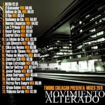 Letras del álbum Twiins Culiacan Presenta: Mixes 2k11 de El ...