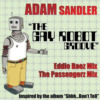 Testi The Gay Robot Groove