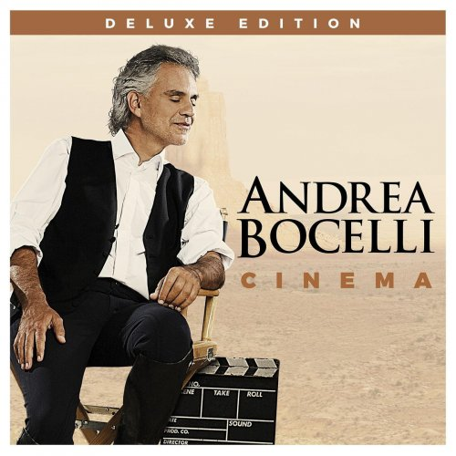 Andrea Bocelli - Cinema [Deluxe Ed.] (2015).Mp3 - 320 kbps
