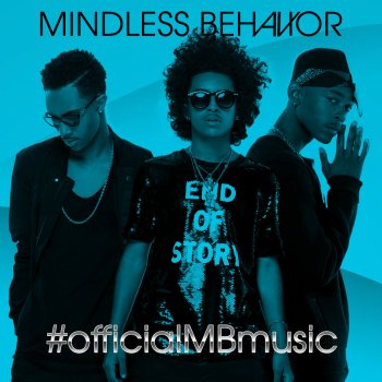 #OfficialMBMusic - cover art